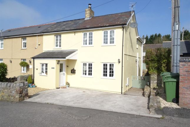Thumbnail Semi-detached house to rent in Forest Road, Llanharry, Pontyclun