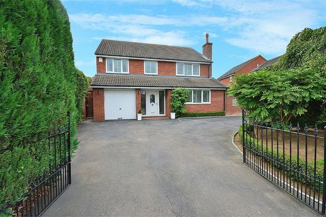 Thumbnail Detached house for sale in 58 Wrenbury Road, Duston, Northampton