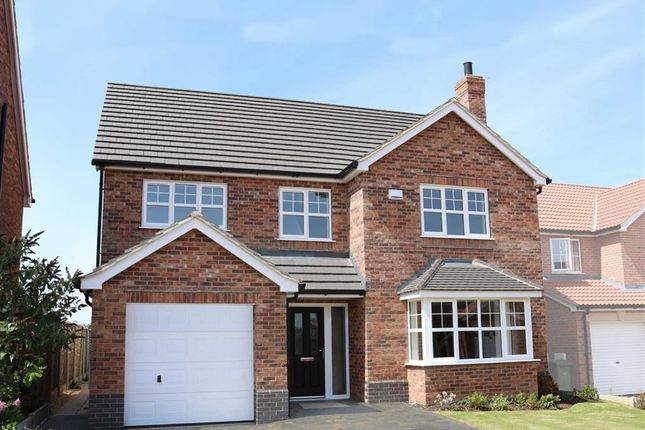 Thumbnail Property for sale in Plot 18, The Haddon, Scunthorpe