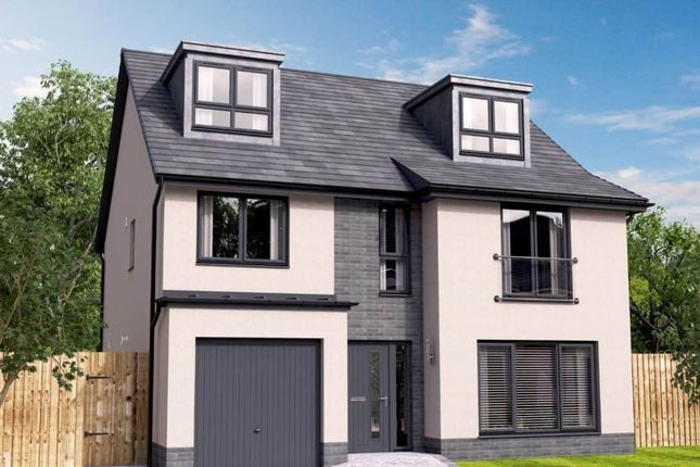 """Thumbnail Detached house for sale in """"Everett Grand"""" at Malletsheugh Road, Newton Mearns, Glasgow"""