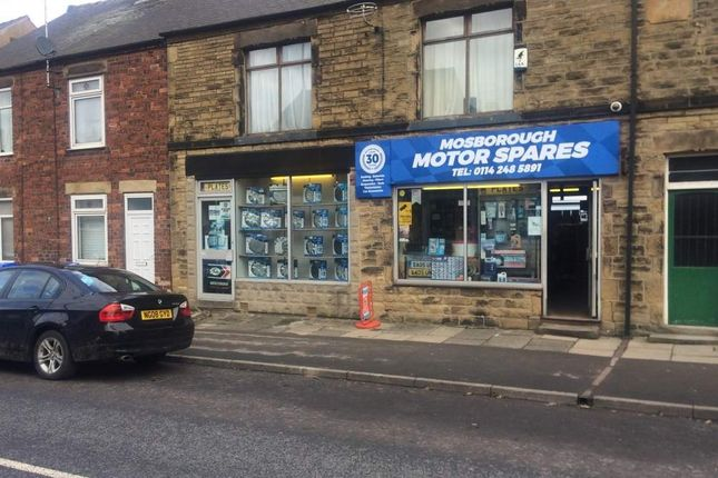 Thumbnail Land to let in 38C High Street, Sheffield