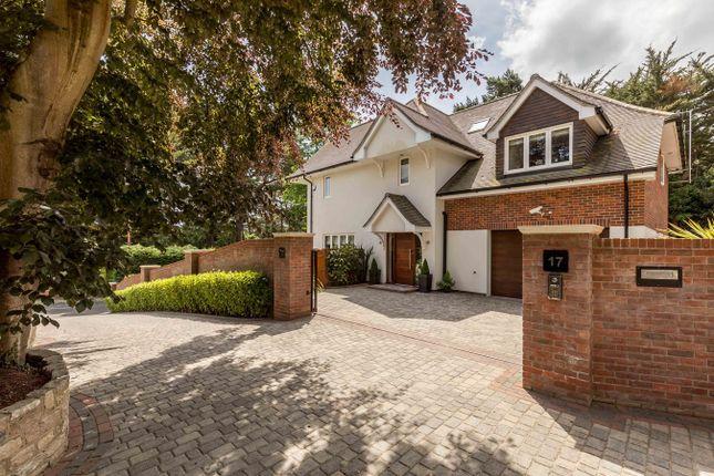 Thumbnail Detached house for sale in 17 Bingham Avenue, Lilliput, Poole