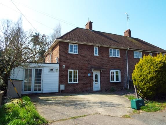 Thumbnail Semi-detached house for sale in Weeley, Clacton On Sea, Essex