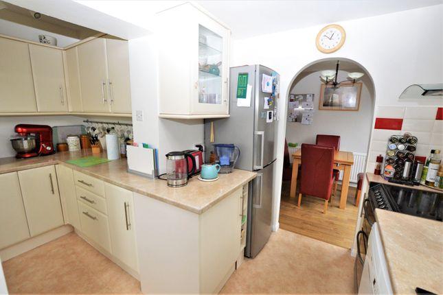 Kitchen of Stocks Avenue, Boughton, Chester CH3