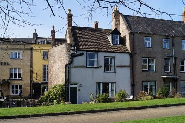 Thumbnail Terraced house for sale in Wells, Somerset