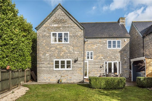 4 bed detached house for sale in Sutton View, Long Load, Langport TA10