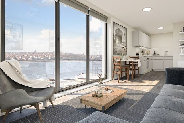 1 bed flat for sale in Quay Central, Liverpool L3