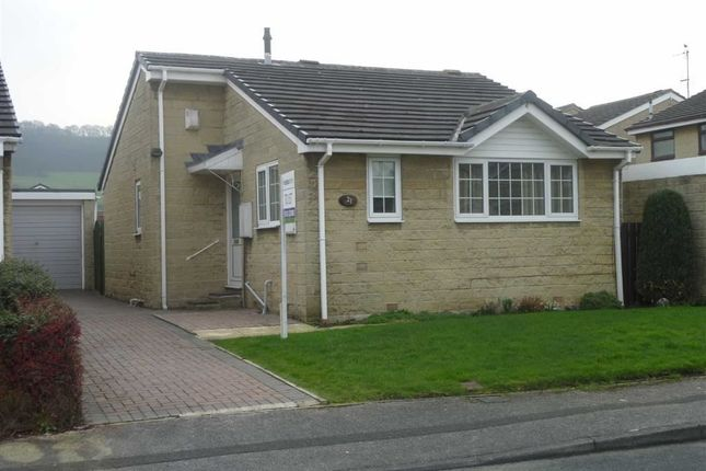 Thumbnail Detached bungalow to rent in Sovereigns Way, Thornhill Lees, Dewsbury