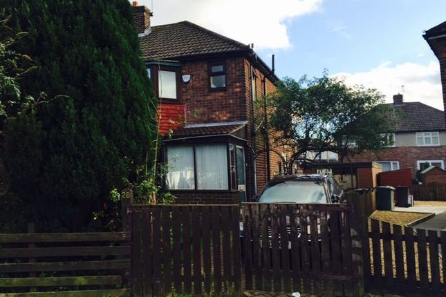 Thumbnail Semi-detached house to rent in Hallbank Drive, Bradford