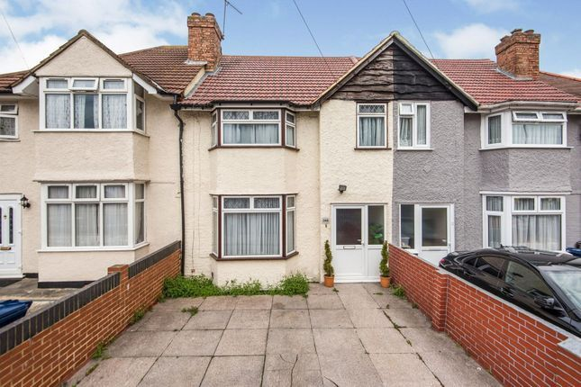 Thumbnail Terraced house for sale in Allenby Road, Southall, Greater London