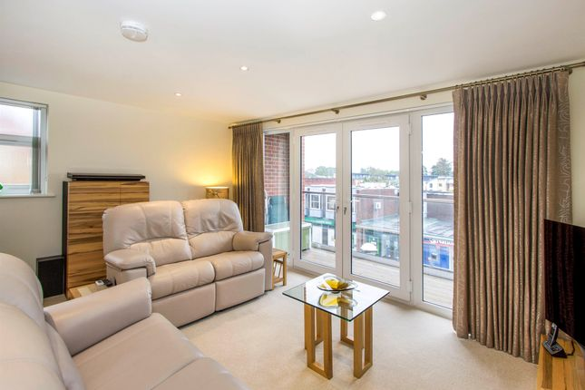 Thumbnail Flat for sale in Library Road, Ferndown