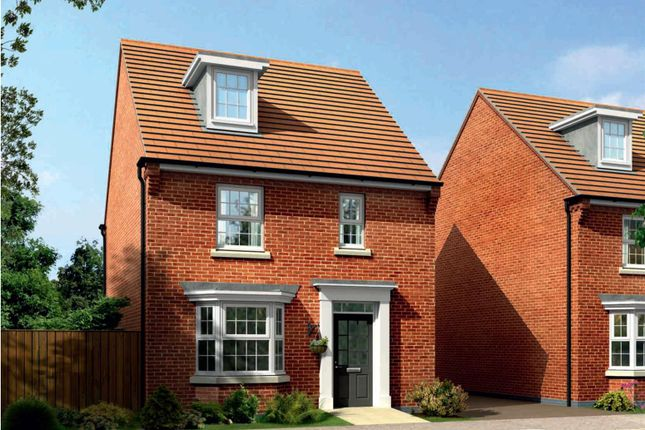 Thumbnail Semi-detached house for sale in The Bayswater, Tixall Road, St Mary's Gate, Stafford