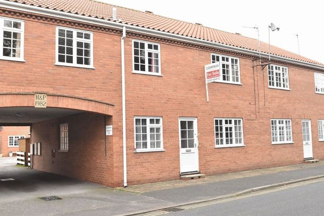 Thumbnail Flat for sale in James Court, Louth
