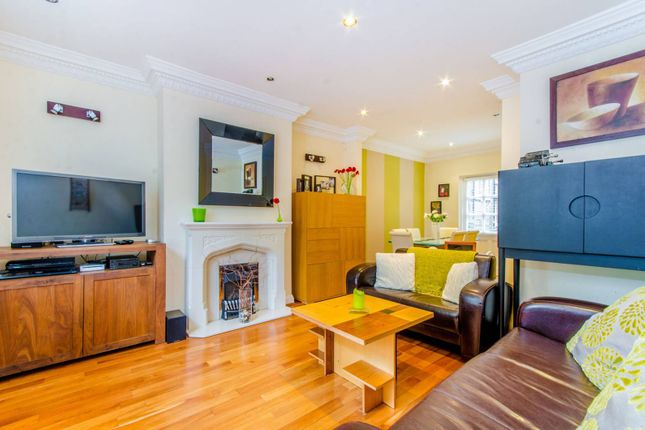 Thumbnail Terraced house to rent in Batchelor Street, Islington