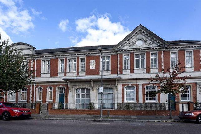 Thumbnail Flat for sale in Burmester Road, Earlsfield, London