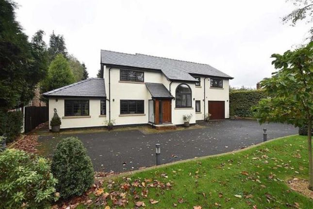 Thumbnail Detached house to rent in Yew Tree Way, Macclesfield, Cheshire