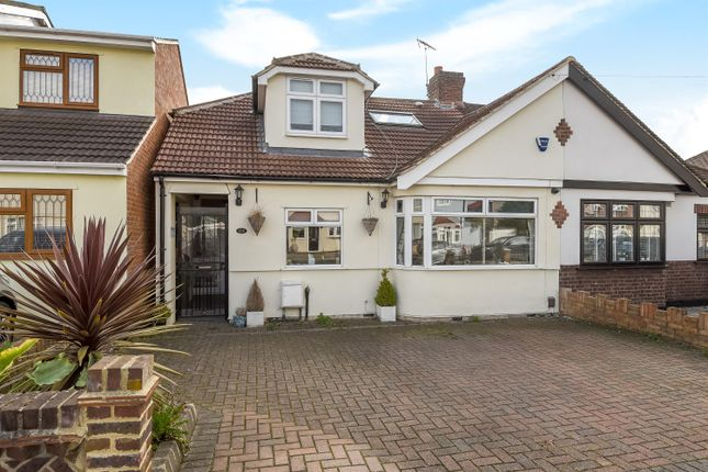 Thumbnail Semi-detached bungalow for sale in Chestnut Avenue, Hornchurch