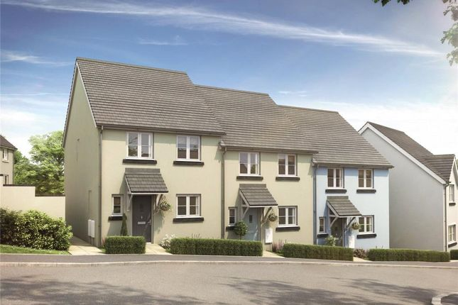 Thumbnail Semi-detached house for sale in Trelawny Parc, Pelynt, Looe, Cornwall