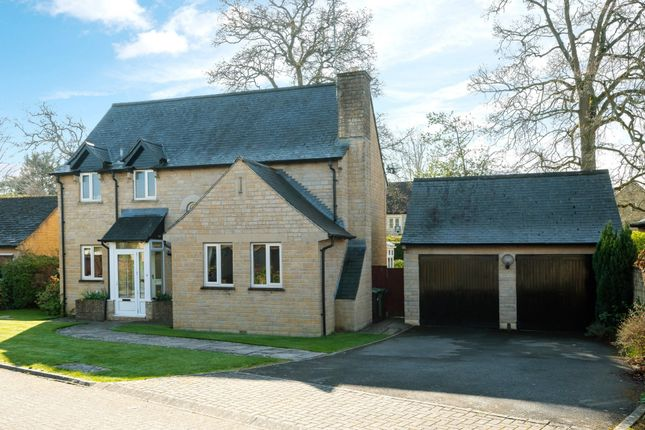 Thumbnail Detached house for sale in Woodlands, Pickwick, Corsham