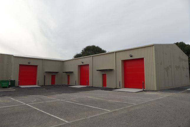 Thumbnail Industrial to let in Unit 6, Fearby Road, Masham Business Park, Masham, Ripon