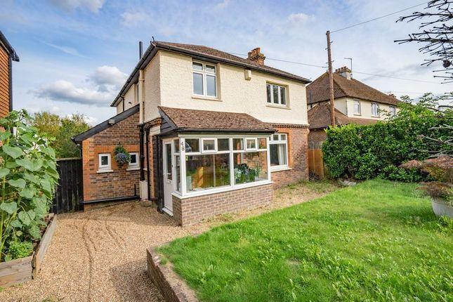 Thumbnail Detached house for sale in The Ridgewaye, Southborough, Tunbridge Wells