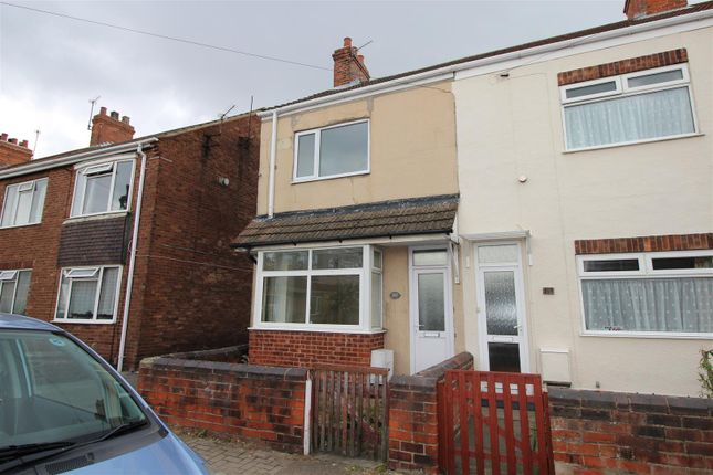 Front of 217 Heneage Road, Grimsby, N E Lincolnshire DN32