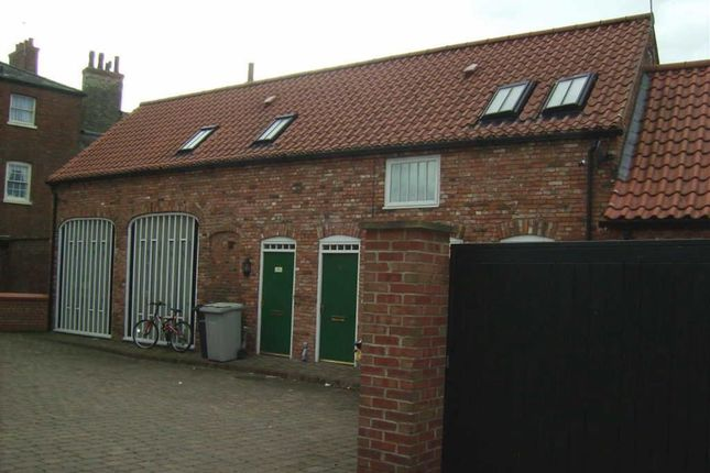 Thumbnail Terraced house to rent in Turnor Close, Wragby, Market Rasen