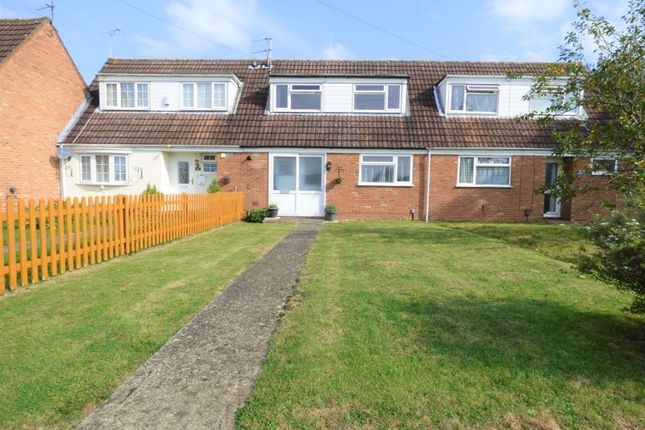 Thumbnail Terraced house for sale in Courtfield Road, Quedgeley, Gloucester