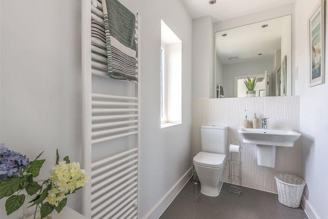 En-Suite of Fairways, Lansdown, Bath, Somerset BA1