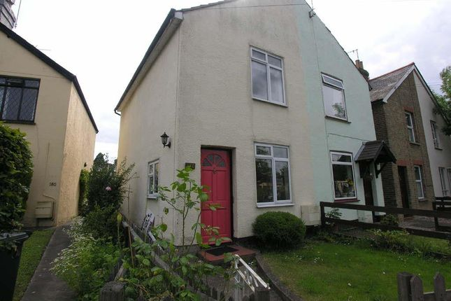 Thumbnail Semi-detached house to rent in Dunmow Road, Bishop's Stortford