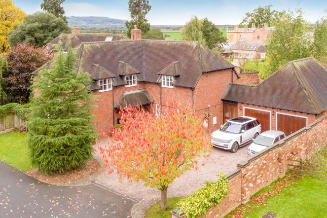 Thumbnail Detached house for sale in Abbey Manor Park, The Squires, Evesham
