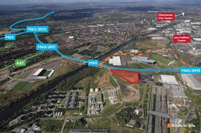 Thumbnail Land for sale in Catalyst, Trafford Way, Trafford Park