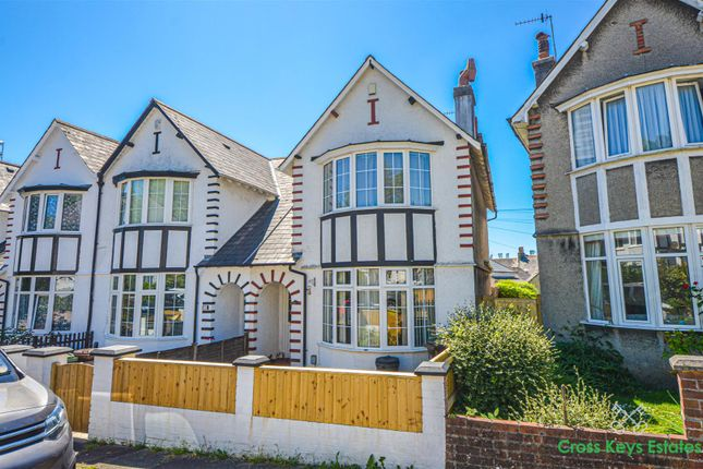 Thumbnail Property for sale in Nelson Avenue, Stoke, Plymouth