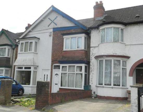 Thumbnail Terraced house for sale in Illsley Road, Erdington