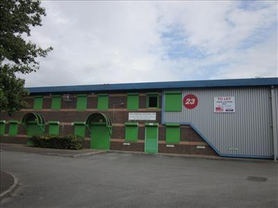 Thumbnail Warehouse to let in Unit 23 Baglan Industrial Estate, Aberavon Road, Baglan, Port Talbot, Neath Port Talbot