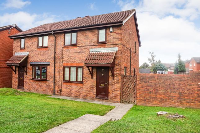 Thumbnail Semi-detached house for sale in Middleton Park Road, Leeds
