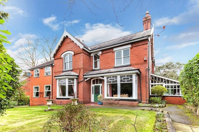 Thumbnail Detached house for sale in Park Lane, Congleton