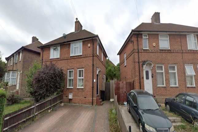 2 bed semi-detached house to rent in Leof Crescent, London SE6