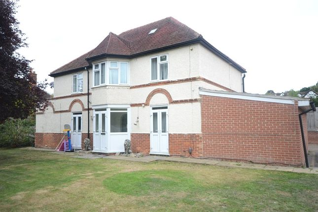 Thumbnail Detached house for sale in Oxford Road, Tilehurst, Reading