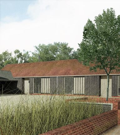 Thumbnail Semi-detached bungalow for sale in Plot 6, Abbey View Homes, Abbey Road, Leiston
