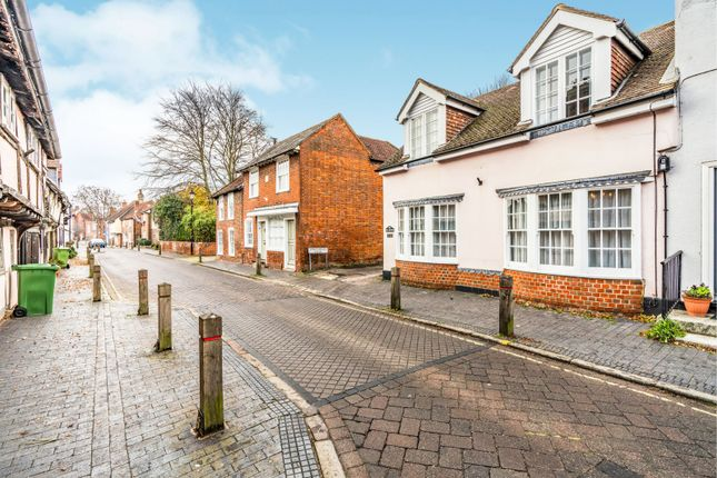 Thumbnail Semi-detached house to rent in Wriothesley Court, South Street, Titchfield