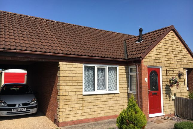 Semi-detached bungalow for sale in Folkingham Close, Lincoln