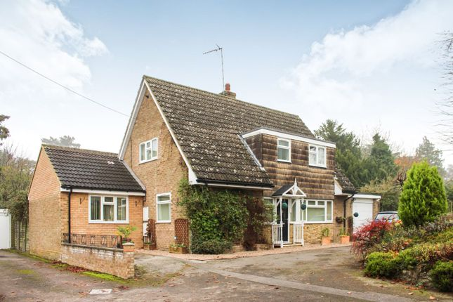 Thumbnail Detached house for sale in Church Lane, Potterspury