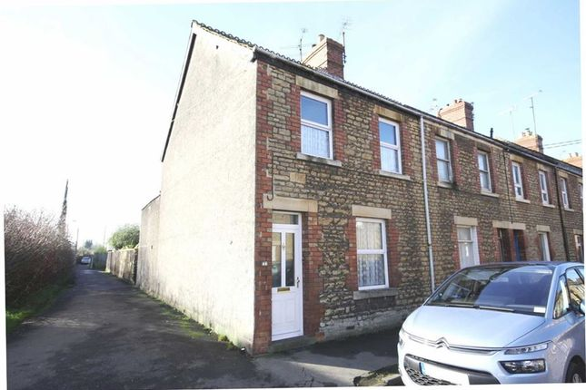 Thumbnail End terrace house for sale in Downing Street, Chippenham, Wiltshire