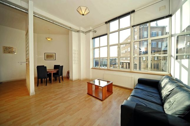 Thumbnail Flat for sale in Birchfield Street, London
