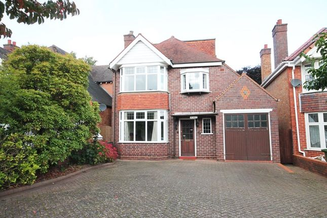 Thumbnail Detached house for sale in Westbourne Road, Solihull