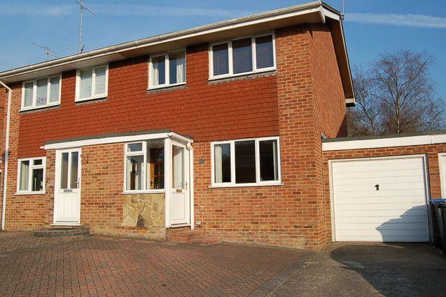 Thumbnail Semi-detached house to rent in Wealden Way, Haywards Heath