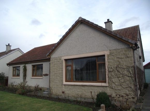 Thumbnail Detached bungalow to rent in Pinewood Road, Mosstodloch, Fochabers