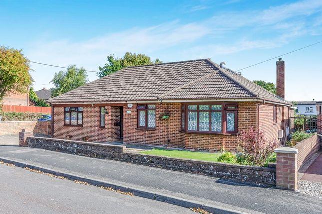 Thumbnail Detached bungalow for sale in Hardings Lane, Fair Oak, Eastleigh
