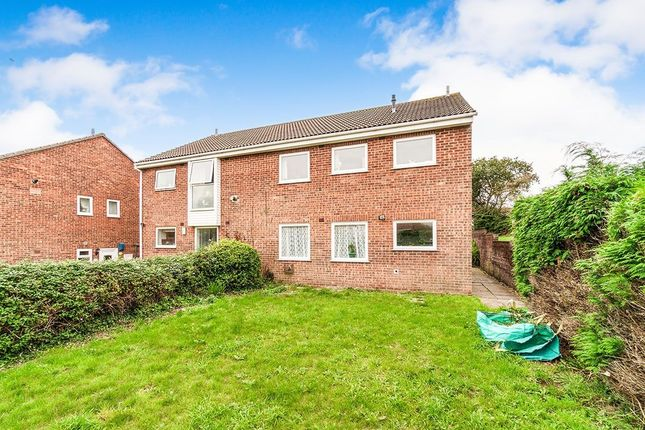 Thumbnail Flat to rent in Walcot Close, Plymouth